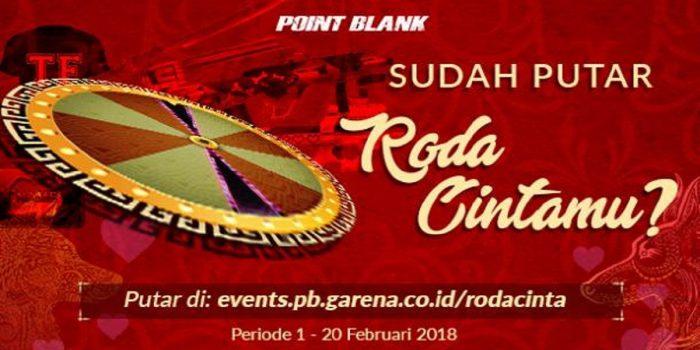 Roda Cinta Garena PB Indonesia Header