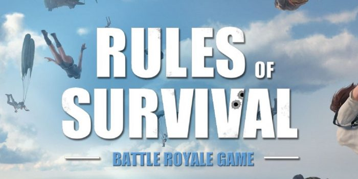 Cara Top Up di Rules of Survival Header
