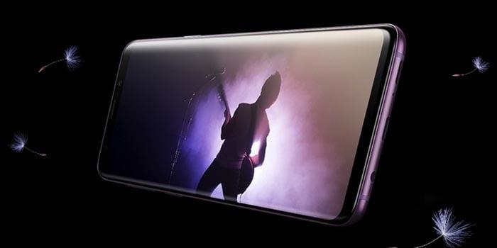 Samsung Galaxy S9 Plus Header