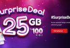 Telkomsel 25GB 100 Ribu Featured