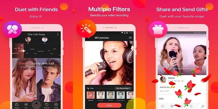 Aplikasi Karaoke Android - WeSing