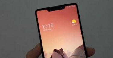 Xiaomi Mi MIX 2S Feature Leak