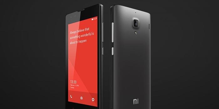 Xiaomi Redmi 1s Header