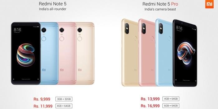 Xiaomi Redmi Note 5 Pro Harga