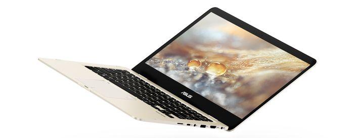 ASUS ZenBook Flip UX461 Depan