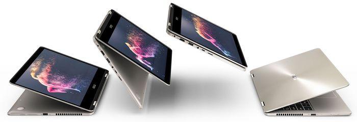 ASUS ZenBook Flip UX461 Mode