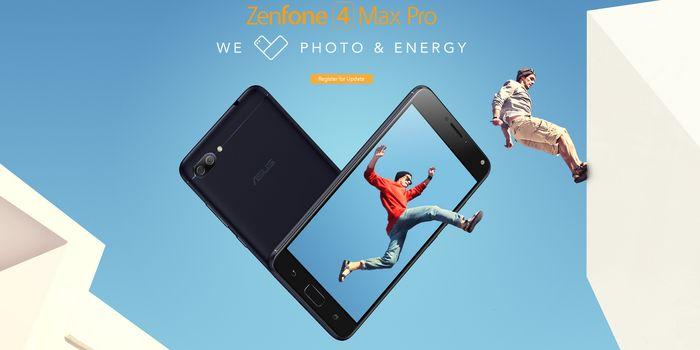 ASUS Zenfone 4 Max Wide