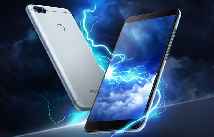 ASUS Zenfone Max Plus M1 Thunder