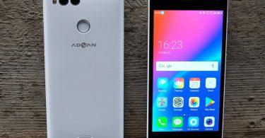 Advan i5c Duo Feature