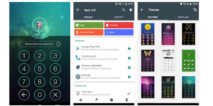 AppLock DoMobile