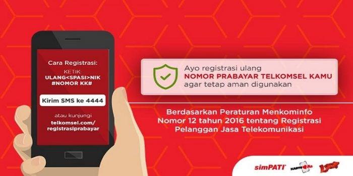 Cara Mengecek Registrasi NIK di Layanan Telkomsel Header
