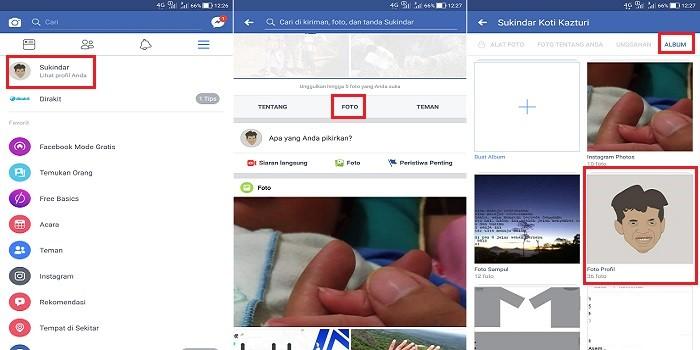 Facebook Puberty Challenge - Cara melakukannya