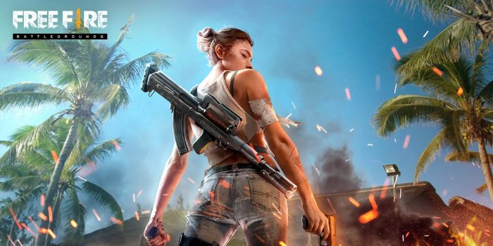 Cara Top Up Free Fire Battlegrounds Header