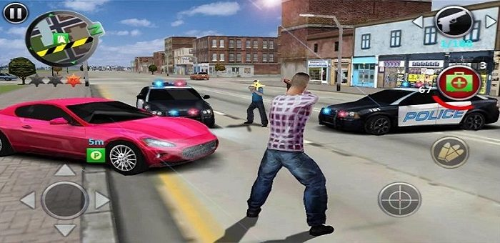 Game Android Mirip GTA - Grand Gangsters 3D