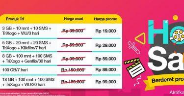 HotSale Paket Kepo Tri Featured