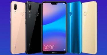 Huawei Nova 3E Feature