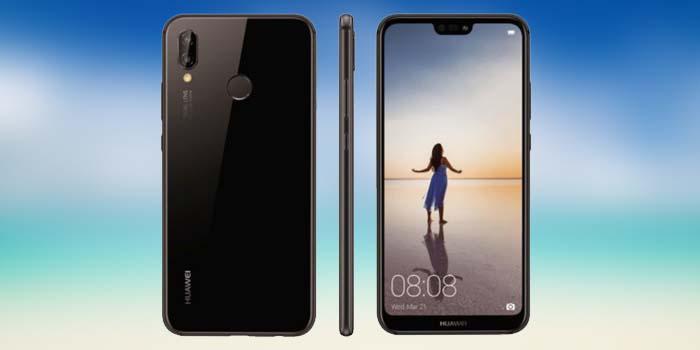 Huawei Nova 3e Feture