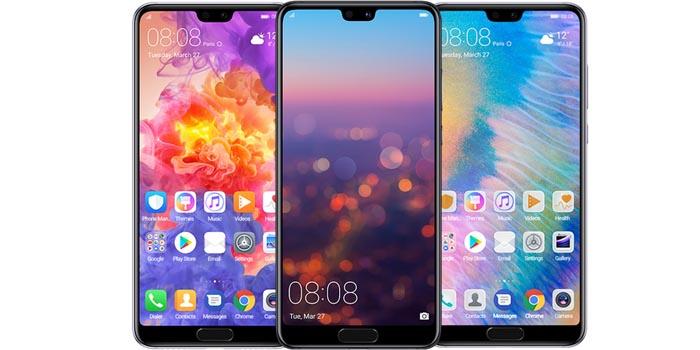 Huawei P20 All