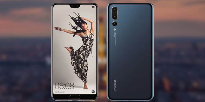 Huawei P20 Pro Leakz Feature
