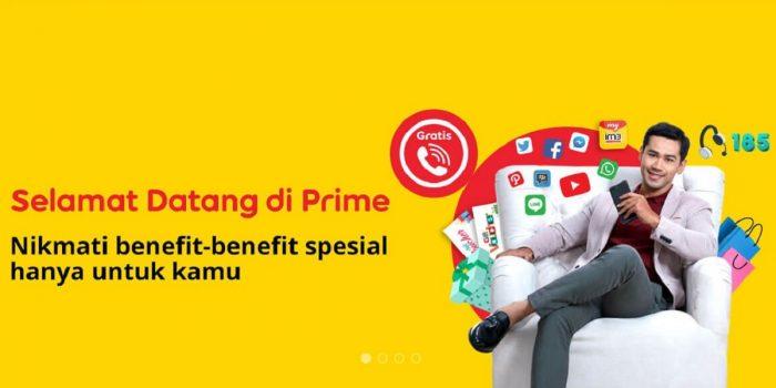 Prime First Indosat Header