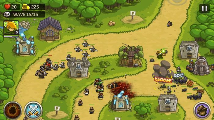 Kingdom Rush Wide