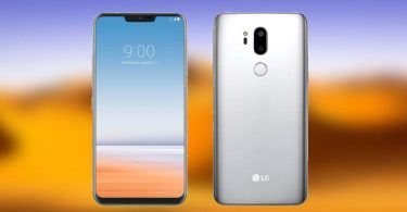 LG G7 Leak Feature