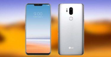 LG G7 Leak Feature