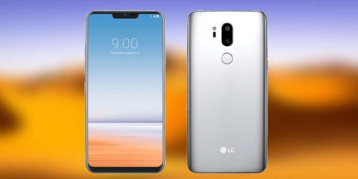 LG G7 Leak Header