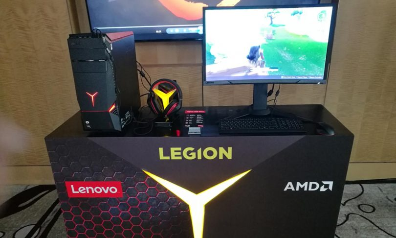 Lenovo Legion Y720 Tower Feature