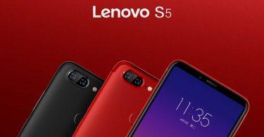 Lenovo S5 Feature