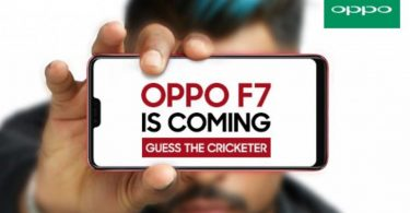 OPPO F7 Feature