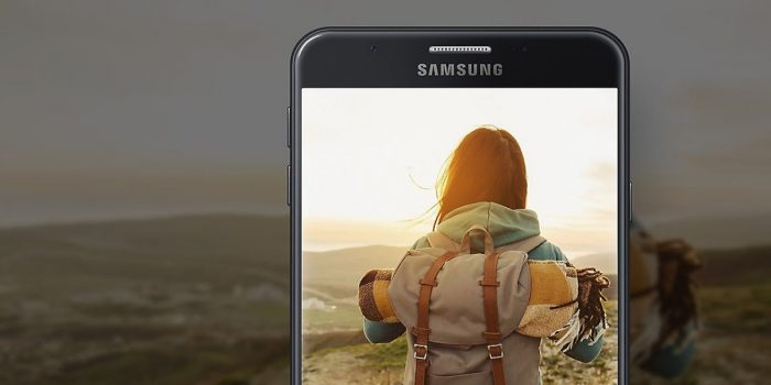 Samsung Galaxy On7 Prime 2018 Header