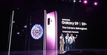 Samsung Galaxy S9 Launch Feature