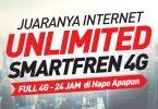 Smartfren Unlimited 4G Rp 99 Ribu Featured