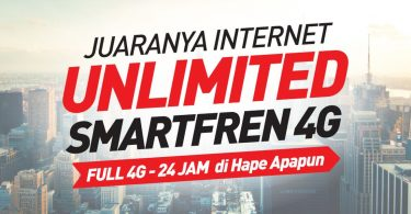 Smartfren Unlimited 4G Rp 99 Ribu Featured