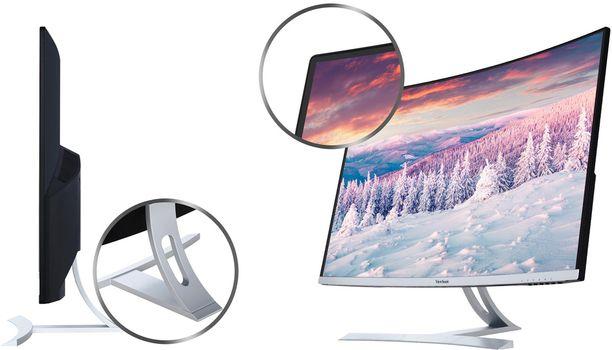 ViewSonic VX3217-C Desain