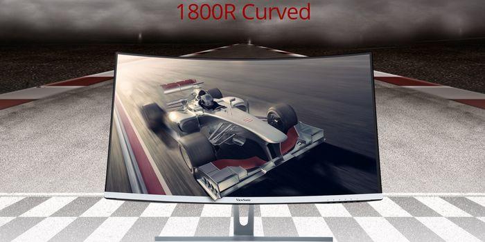 ViewSonic VX3217-C Header