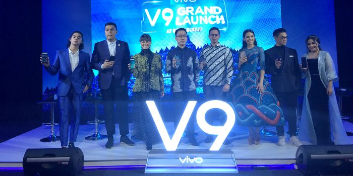 Vivo V9 Grand Launch Header