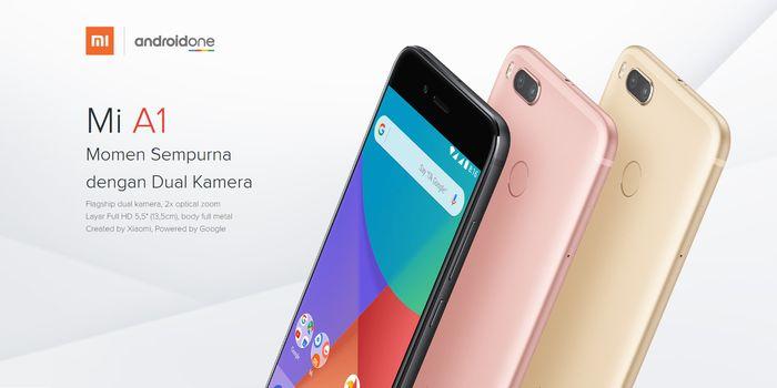 Xiaomi Mi A1 Wide