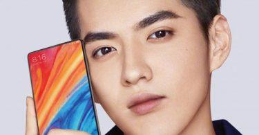 Xiaomi Mi MIX 2S Feature Leakz