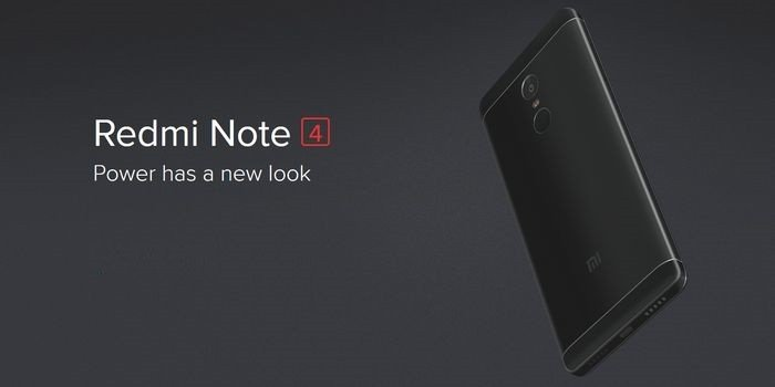 Xiaomi Redmi Note 4 Wide