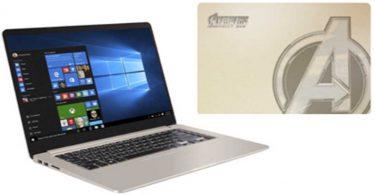 ASUS VivoBook S410 Avenger Feature