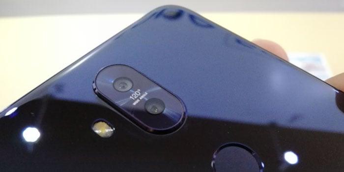 ASUS Zenfone 5Q Back