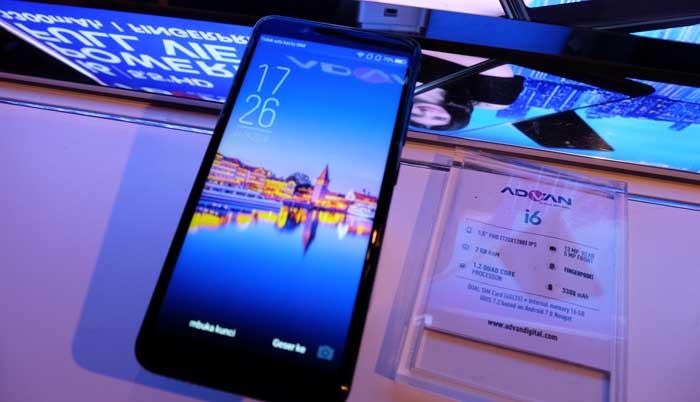 Advan i6 Smartphone