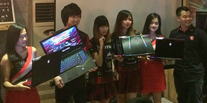 MSI Rilis 5 Laptop Gaming Watt Coffee Header