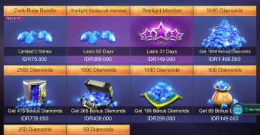 Mobile Legends Diamond Featured