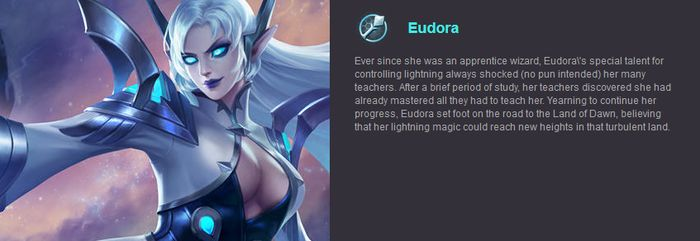 Mobile Legends Eudora