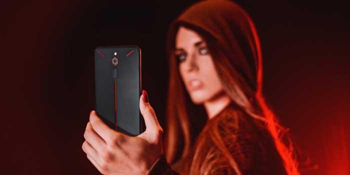 Nubia Red Magic Gaming Phone Header