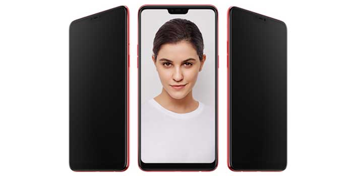 OPPO F7 Conference All
