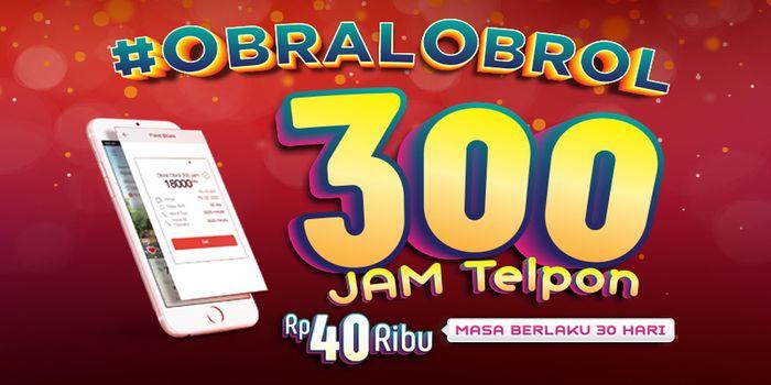 Obral Obrol Telkomsel Header